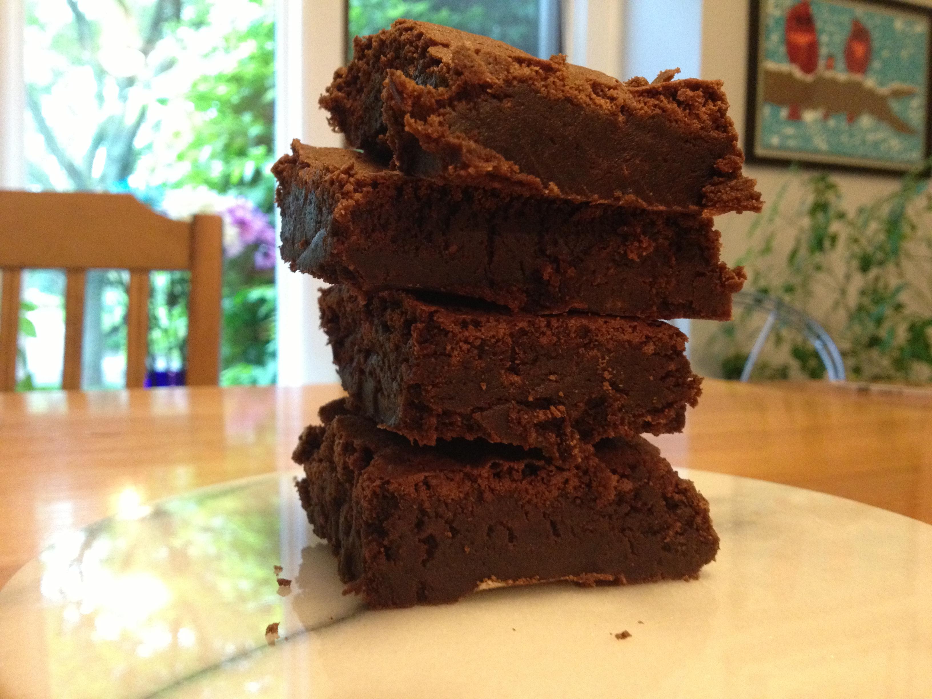 Blue apron brownies - Ruth Reichl S Artpark Brownies